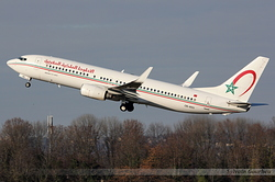 Boeing 737-8B6 Royal Air Maroc CN-ROU