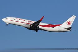 Boeing 737-8D6 Air Algerie 7T-VJP