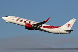 Boeing 737-8D6 Air Algerie 7T-VKH