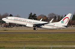 Boeing 737-86N Royal Air Maroc CN-RGI