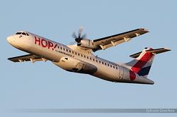 ATR-72-500 HOP! F-GVZM