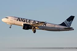 Airbus A320-214 Aigle Azur F-HBIS