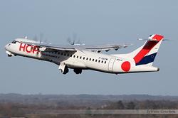 ATR 72-500 HOP! F-GVZM