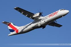 ATR 72-500 HOP! F-GVZP