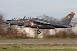 Dassault Alpha Jet E Armée de l'Air E127 / 705-MN