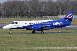 British Aerospace Jetstream 41 Eastern Airways G-MAJZ