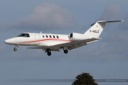 Cessna 525C Citation jet 4 Ixair F-HGLO