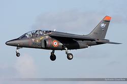 Dassault Alpha Jet E Armée de l'Air E120 / 705-LG
