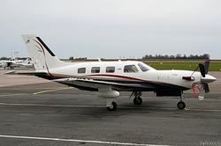Piper PA46-500TP Malibu Meridian N918SF