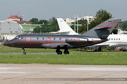 Dassault Falcon 20 E-5 F-HJYL