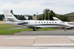 Cessna 680 Citation Sovereign D-CHDC