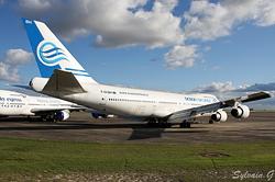 Boeing 747-228B/SF Ocean Airlines F-GCBH