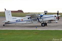 Pilatus PC-6/B2-H4 Armée de Terre F-MMCD / MCD