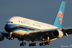 Airbus A380-841 China Southern Airlines B-6136