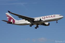 Airbus A330-202 Qatar Amiri Flight A7-HJJ