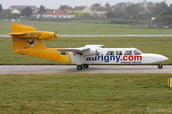 Britten-Norman BN-2A Mk3-2 Trislander Aurigny Air Services G-BDTO