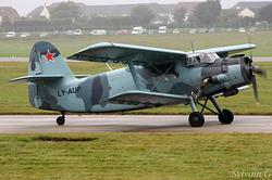 Antonov (PZL-Mielec) An-2R LY-AUP