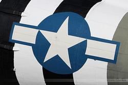 Douglas C-47A Skytrain USA Air Force 43-15073 / 9X-D