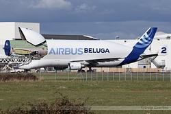 Airbus A300B4-608ST Super Transporter Airbus Transport International F-GSTB