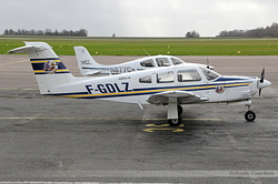 PA-28R-201T Turbo Arrow III F-GDLZ