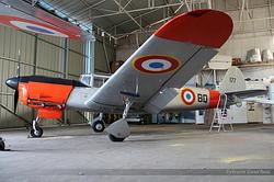 Nord N-1101 Noralpha n°177 / F-GJBQ