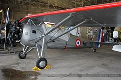 Morane-Saulnier MS-317 n°312 / F-BHHF