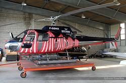 Aerospatiale AS-350BA Ecureuil Bretagne Hélicoptères F-GDHX