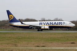 Boeing 737-8AS(WL) Ryanair EI-EVP