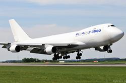 Boeing 747-412F/SCD El Al Cargo 4X-ELF