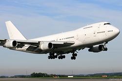 Boeing 747-271C/SCD Cargo Air Lines (CAL) 4X-ICM