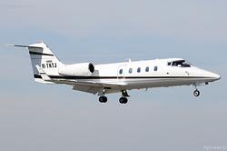 Gates Learjet 55 M-TNTJ