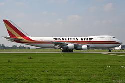 Boeing 747-209F/SCD Kalitta Air N715CK