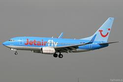 Boeing 737-76N Jetairfly OO-JAN