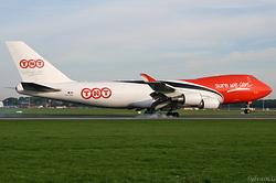 Boeing 747-4HA/F/ER/SCD TNT Airways OO-THA