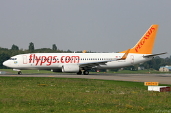 Boeing 737-82R Pegasus Airlines TC-AAJ