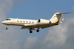 Gulfstream IV 3B-PGF