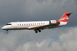 Bombardier CRJ-200LR Georgian Airways 4L-GAF