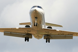 Hawker 800XP NetJets Europe CS-DRJ