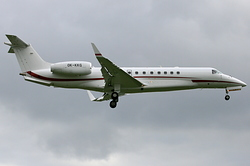Embraer ERJ-135BJ Legacy Grossmann Air Service OK-KKG