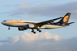 Airbus A330-202 Jet Airways VT-JWP
