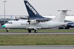 ATR 42-320 Equaflight Service F-GVZJ