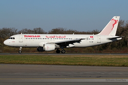 Airbus A320-211 Tunisair TS-IMF