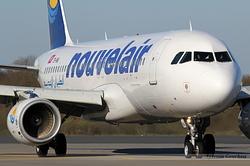 Airbus A320-214 Nouvelair TS-INA
