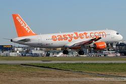 Airbus A320-214 easyJet Switzerland HB-JYE