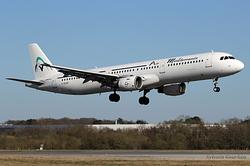 Airbus A321-111 Air Méditerranée F-GYAP