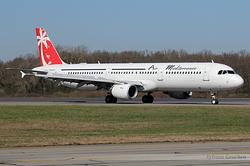 Airbus A321-211 Air Méditerranée F-GYAR
