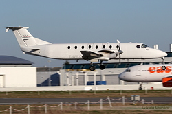 Beech 1900C-1 Atlantique Air Assistance F-GVLC