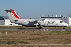British Aerospace Avro RJ-85 CityJet EI-WXA