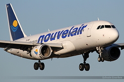 Airbus A320-212 Nouvelair TS-INF