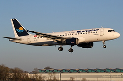 Airbus A320-214 Nouvelair TS-INB